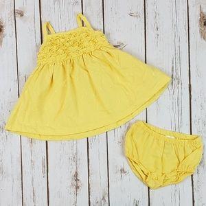 Baby Girls Summer Dress, Size 3-6 Months